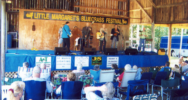 Lil' Margaret's Bluegrass & Old Time Music Festival