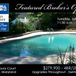 Featured Broker's Open – Tuesday, July 22, 2016