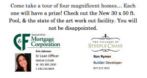 Broker's Open – The Villages of SteepleChase – Sept 16th