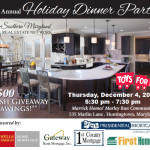 Holiday Realtor Dinner Party