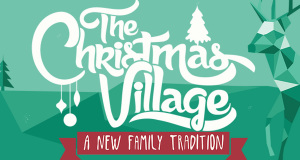Visit the Christmas Village this Weekend in Leonardtown