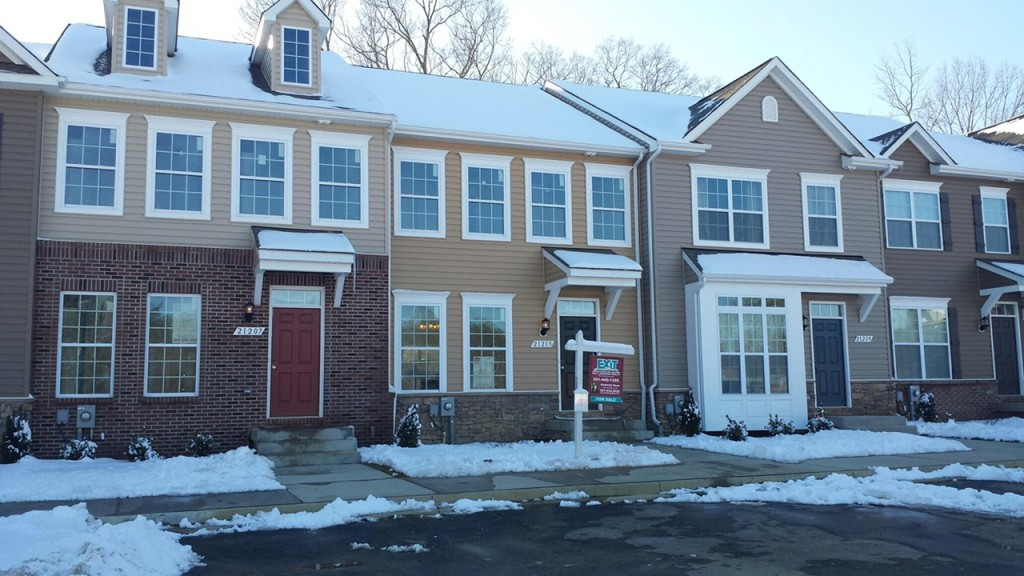 Townhomes in St. Mary's County Maryland